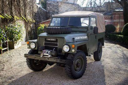1974 Land Rover Lightweight
