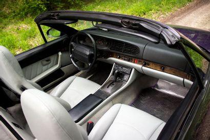 1995 Porsche 968 Roadster Numéro de série WPOCA2969RS840373  Supposée Ex Lee Majors...