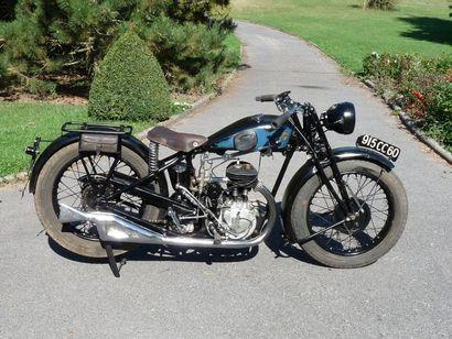 1930 Triumph 500 CN