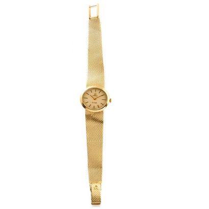 OMEGA De Ville vers 1975  Elégante montre...
