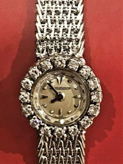 JAEGER LECOULTRE 1950  Montre bracelet de...
