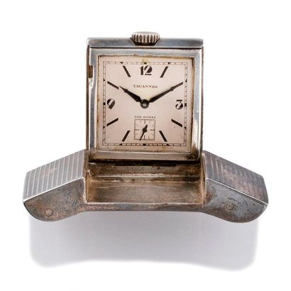 TAVANNES & Watch and Co vers 1930  Rare montre...