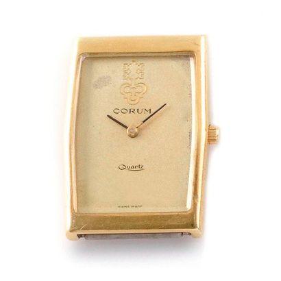 CORUM vers 1980  Boitier de bracelet montre...