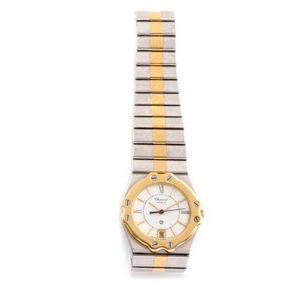 CHOPARD - SAINT-MORITZ-  Montre bracelet...