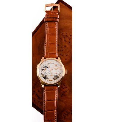 JAEGER-LECOULTRE Master Duomètre Chronographe...