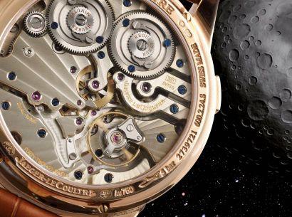 JAEGER-LECOULTRE Master Duomètre Chronographe Quantième Lunaire  Ref.600.2.24.S....