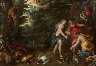 Hendrick Van BALEN (Anvers, 1575 - 1632)...