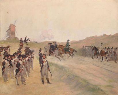Lucien SERGENT (1849-1904). E cole française...