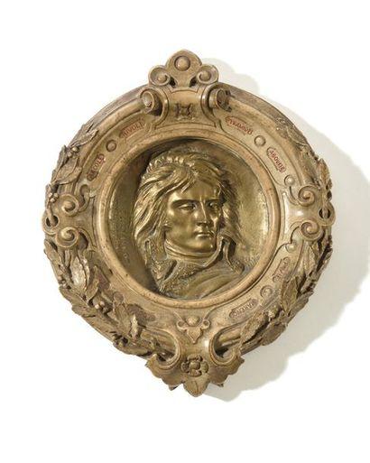 DAVID d'ANGERS , d'après. « Le général Bonaparte...