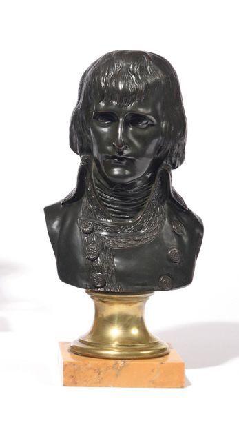 BOIZOT, d'après. « Le Général Bonaparte....