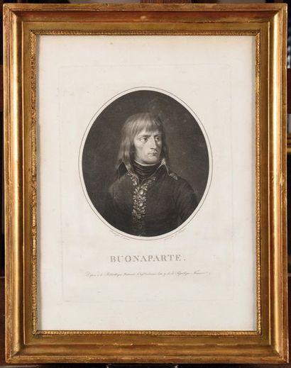 GUERIN , d'après. « Le Général Buonaparte....
