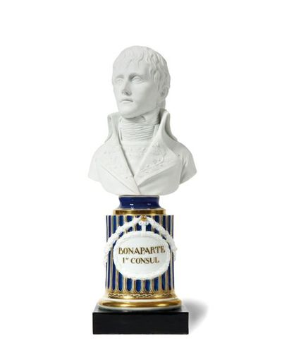 NIDERVILLER « Bonaparte 1er Consul » Buste...