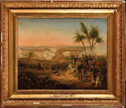 E cole française du XIXe siècle. « Bonaparte...