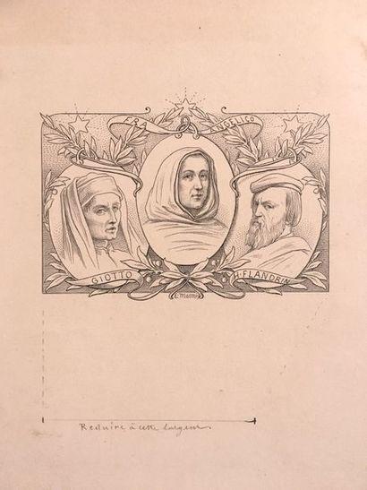 Charles GOUTZWILLER (1810-1900) Ensemble...