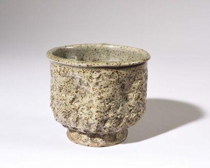 JAPON, Fours de SOMA : Bol à thé – Chawan-...