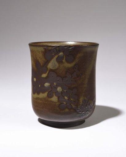JAPON Style de MACHIKO : Gobelet en grès...