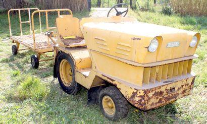 Tracteur de piste - TRACMA    Tracteur de...