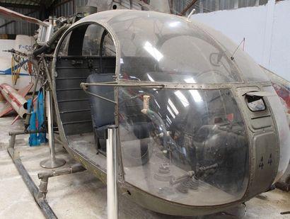 Alouette II SE 3130    Hélicoptère léger...