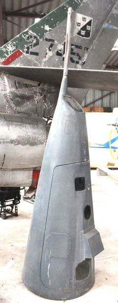 Pointe Avant- MIRAGE V    Pointe avant prototype...