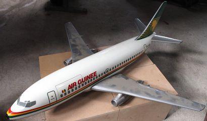 Maquette d'agence - BOEING 737    Maquette...