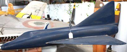 Maquette d'étude - DURANDAL    Maquette d'étude au 1/10° du SNCASE 212 Durandal,...