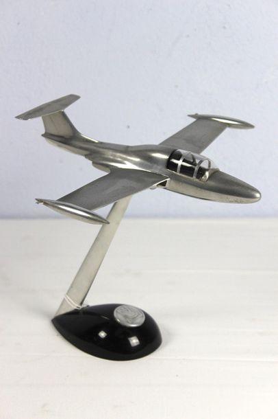 Maquette constructeur - MS 760 Paris    Maquette constructeur en aluminium d'un...