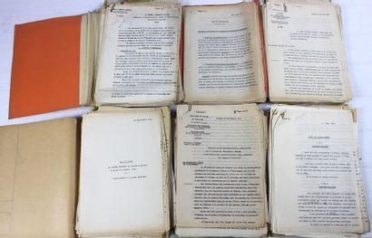 Documents diplomatiques et militaires    Deux...