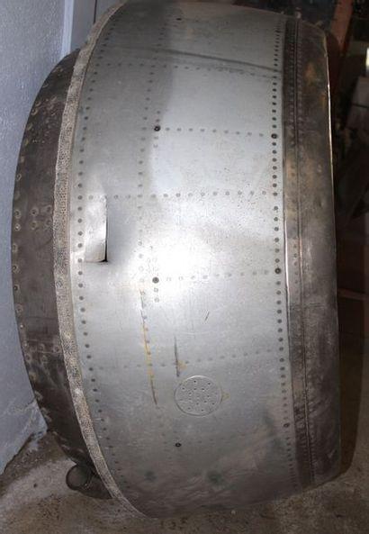 Entrée D'Air    Grande entrée d'air de réacteur en aliage aéronautique spécifique....