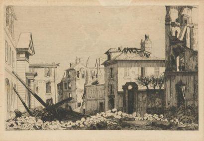 D'après Charles-Jules BURY (XIXe siècle)....