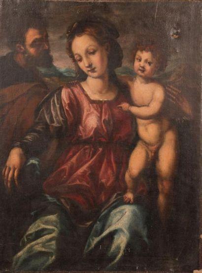 École florentine du XVIe siècle, entourage...