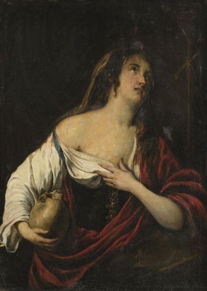 École génoise vers 1650. Marie Madeleine...