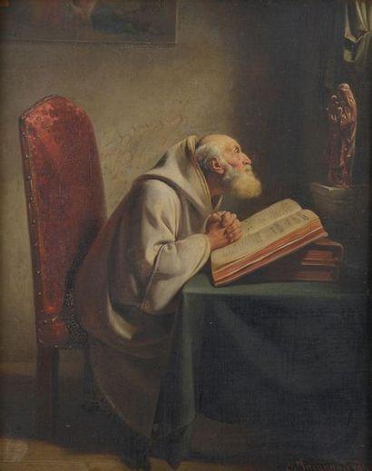 Claudius JACQUAND (Lyon, 1804 - Paris, 1878)....