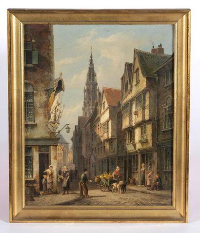 Cornelis Christiaan DOMMELSHUIZEN (Utrecht,...