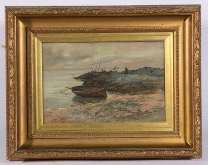 Alexander Wellwood RATTRAY (1849-1902). Barque...