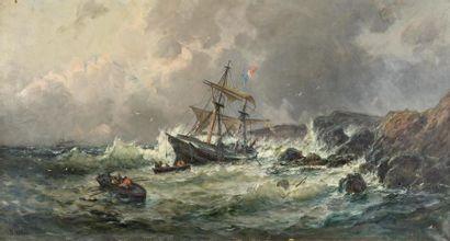 Jean-Baptiste OLIVE (Marseille, 1848 - Marseille,...