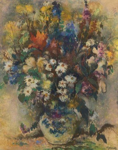 Paul-Élie GERNEZ (Onnaing, 1888 - Honfleur,...