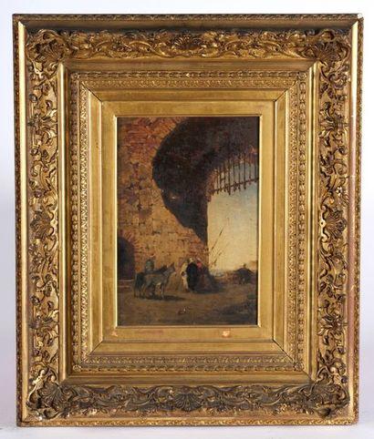 Narcisse BERCHERE (Étampes, 1818 - Asnières-sur-Seine,...