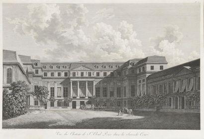 D'après Louis-Pierre BALTARD (Paris, 1764...
