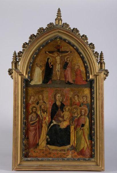 Maître de la Miséricorde, connu à Florence...