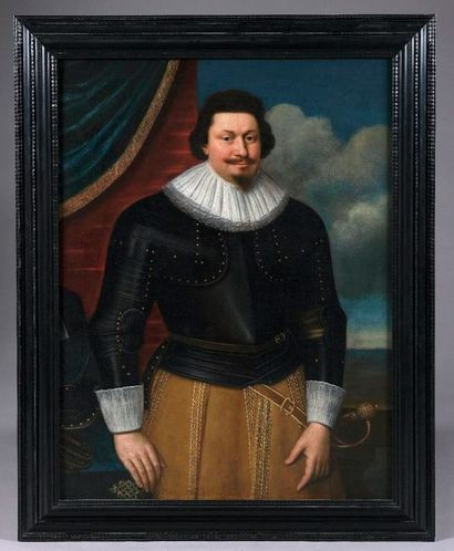 Attribué à Wolfgang HEIMBACH (Ovelgönne,...