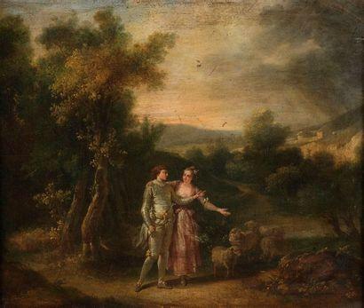 Jacques-Philippe CARESME (Paris, 1734 - 1796)....
