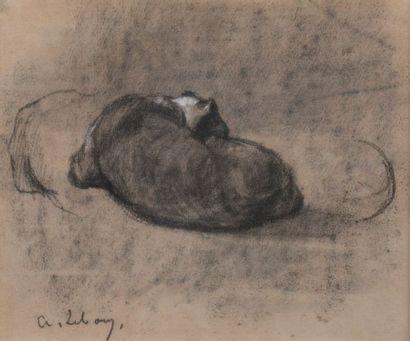 Albert LEBOURG (Montfort-sur-Risle, 1849...