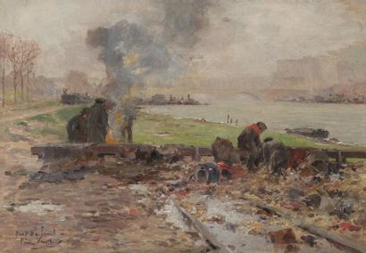 Pierre Louis Léger VAUTHIER (Pernambouc,...