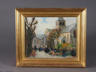 Jules-René HERVÉ (Langres, 1887 - 1981)....