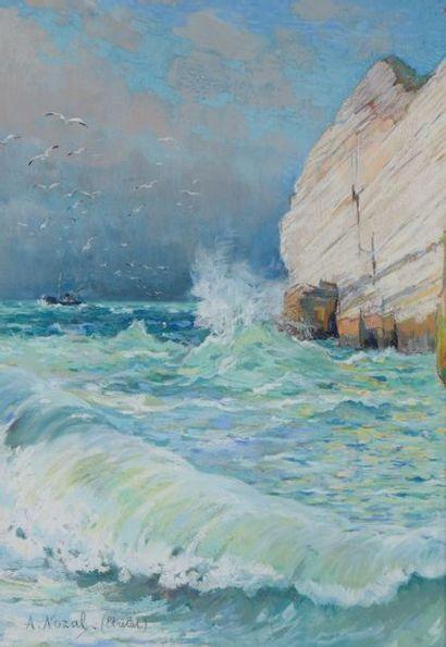 Alexandre NOZAL (Auteuil, 1852 - Paris, 1929)....