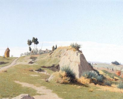 Memo VAGAGGINI (Santa Fiora, 1892 - Florence,...