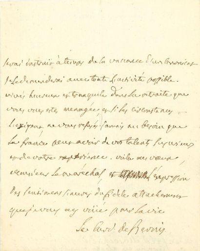 *François-Joachim de Pierre de BERNIS (1715-1794)...