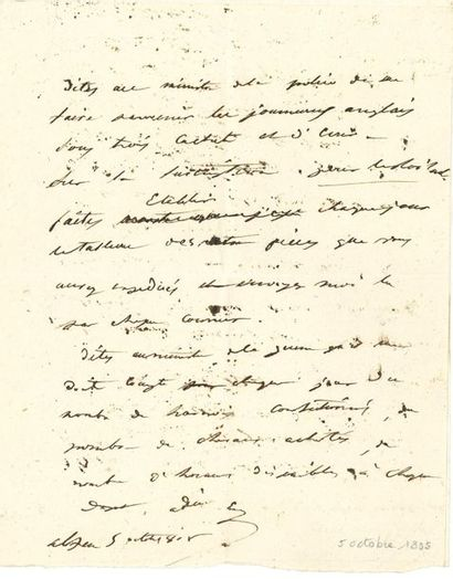 *Louis BONAPARTE (1778-1848) frère de Napoléon,...