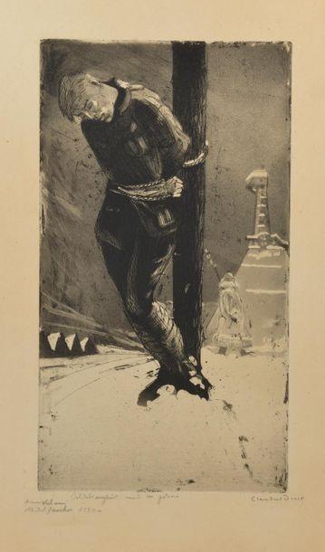 Claudius DENIS (1878-1947). -