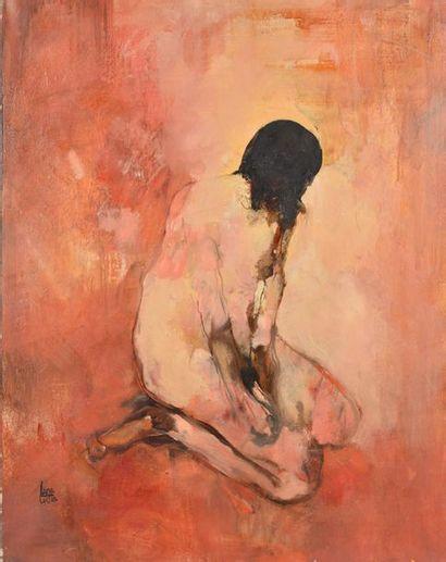 Philippe CARA COSTEA (1925-2006). «La perle»....